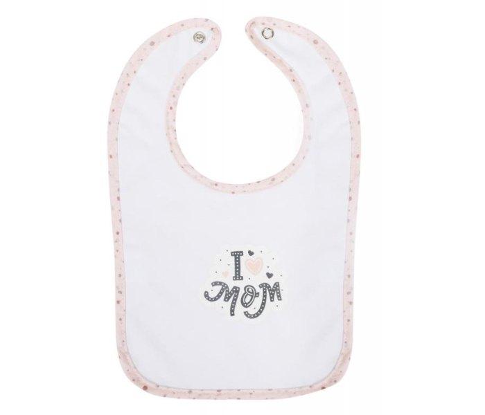 Portikla za bebe volim mamu roza