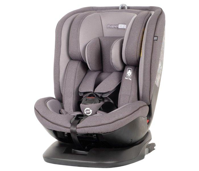Sjediste za auto Atlas 0,1,2,3 dark grey