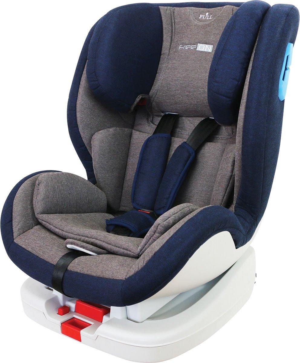 Sjediste za auto Elisa fix 0-25kg grey