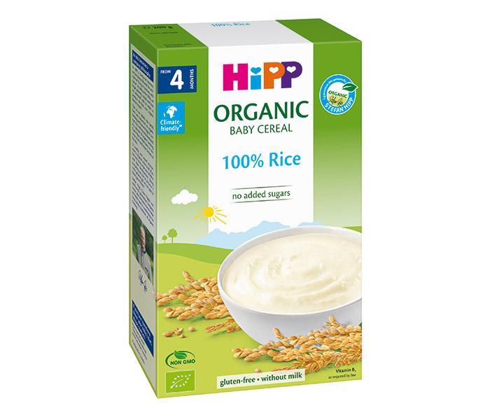 Kašica instant - baby riza 100%  200g 4m