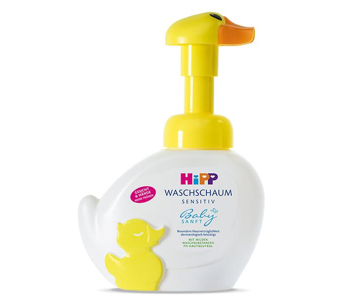 HiPP baby  pjena  za pranje lica i ruku sensitiv  250ml