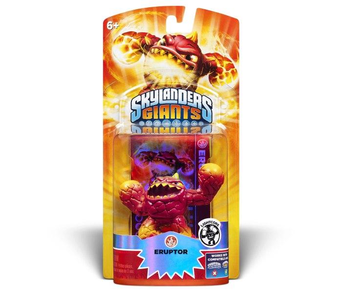 Skylanders - eruptor
