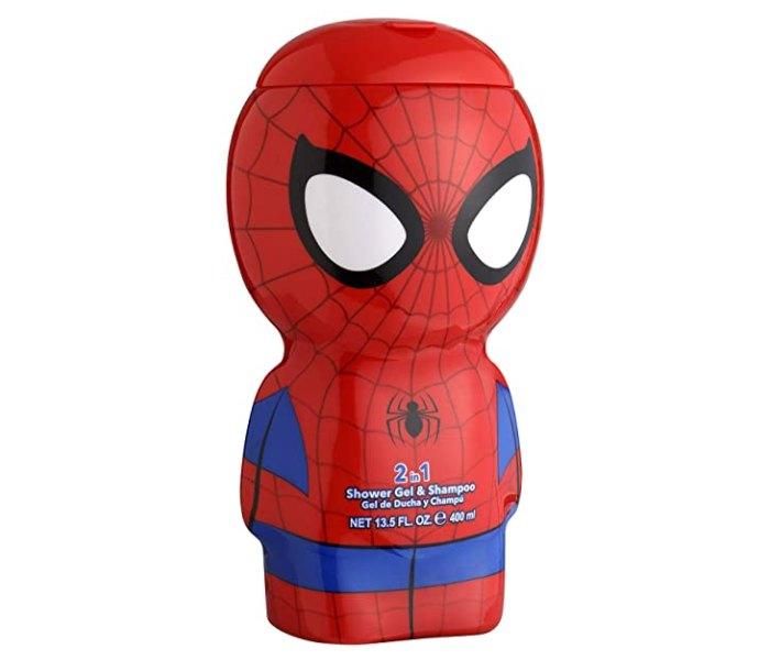 Gel za tuširanje Spiderman + šampon 2D 400ml.