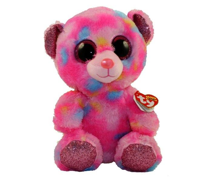 Igracka Ty Plis medo pink medium