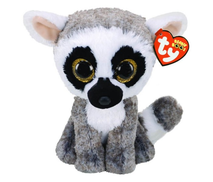 Igračka Ty Pliš lemur, 24cm.medium