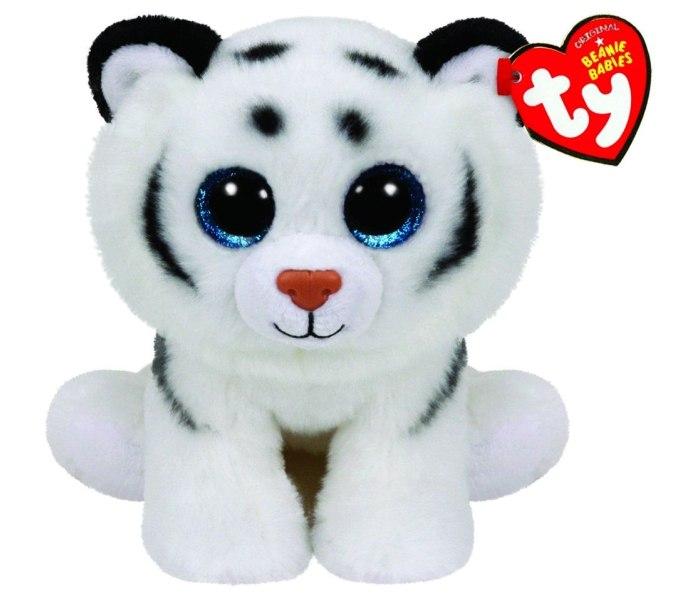 Plis bijeli tigar regular medium