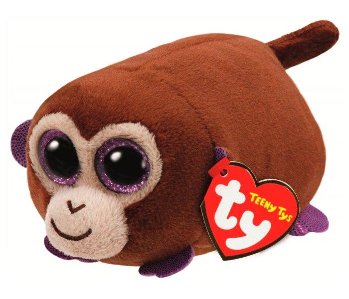 Plis majmun braon clip