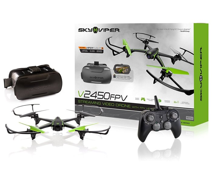 Sky viper streaming drone with
