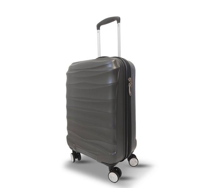Kofer Traveller Dark grey veličina S