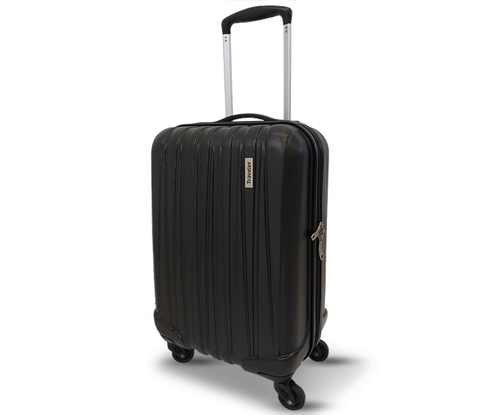 Kofer Traveller Black veličina M