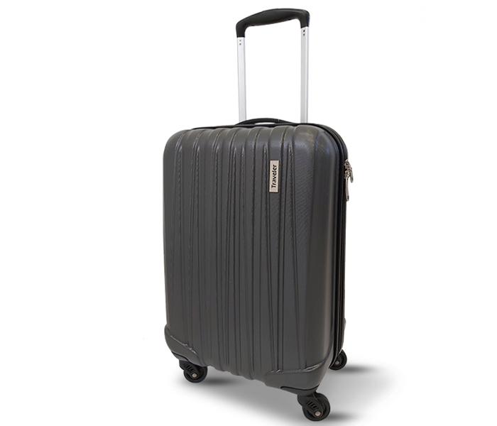 Kofer Traveller Dark grey veličina M