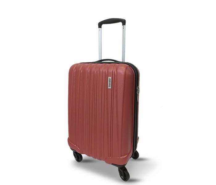 Kofer Traveller Winered veličina S