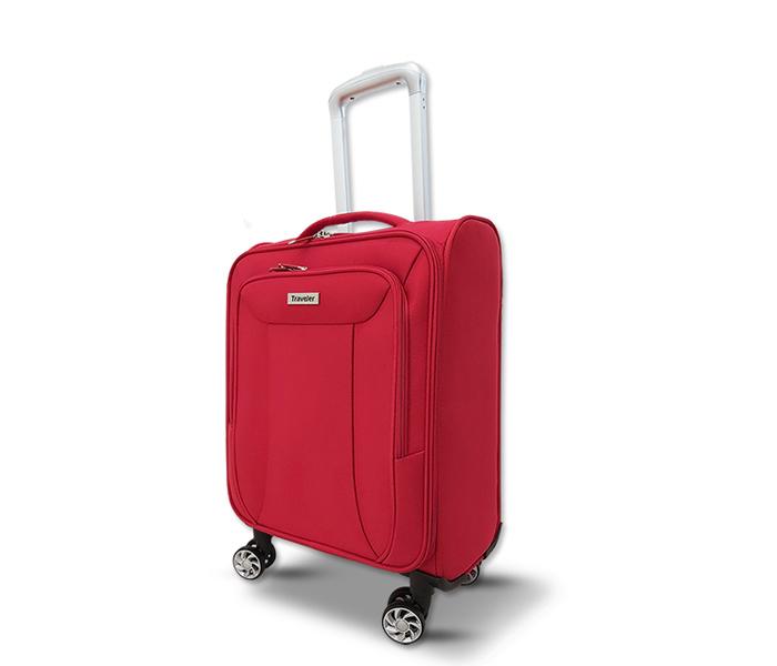 Kofer Traveller Red veličina S