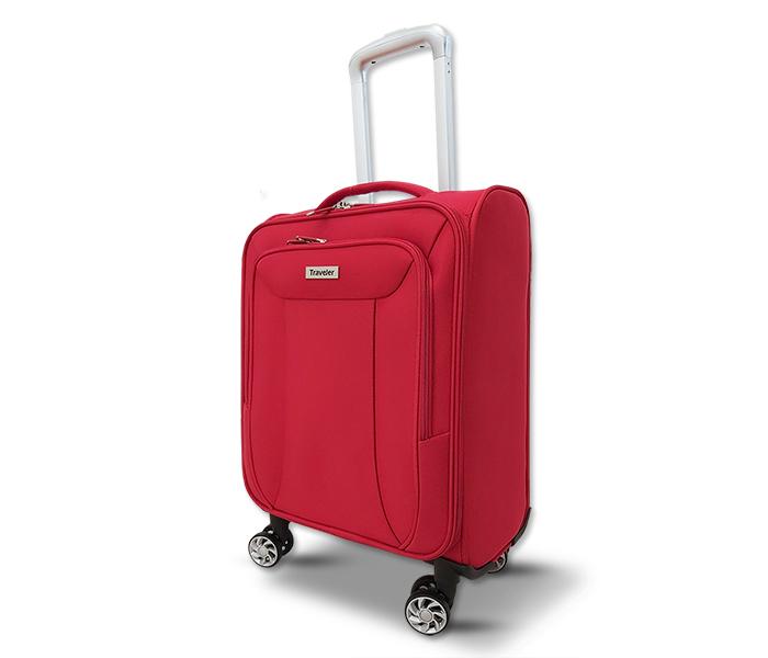 Kofer Traveller Red veličina M