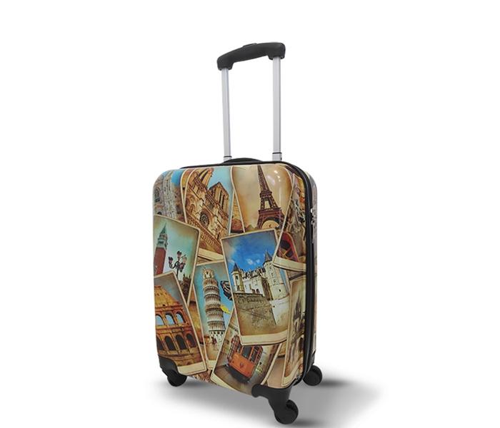 Kofer Traveller World cities veličina S