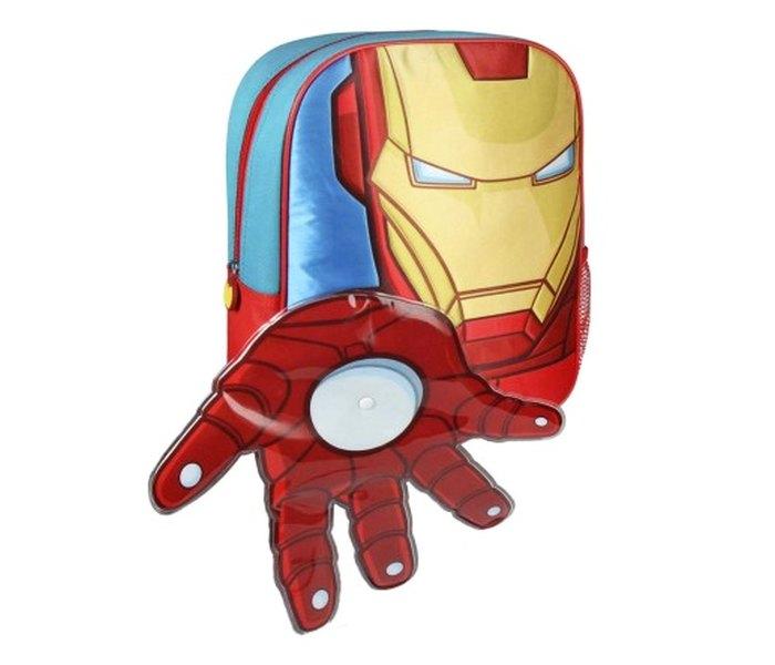 Torba za vrtic sa dodacima  Avengers 28cm