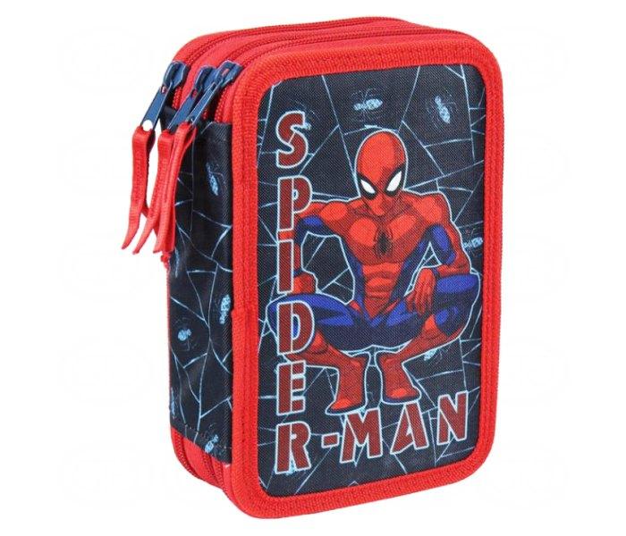 Pernica trodupla puna sa Giotto priborom Spiderman