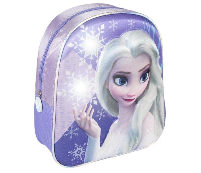 Ranac predškolski Cerda sa svijetlom 3d Frozen II