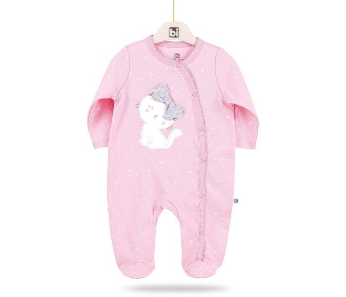 Špilhozne za bebe Bibaby slatka macka pink