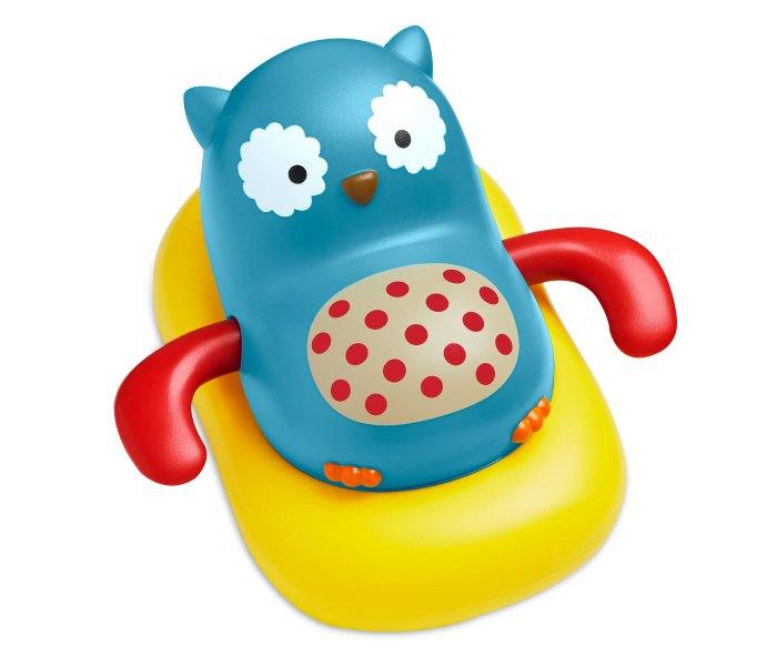 Djecija igracka za kupanje-sova Skip Hop