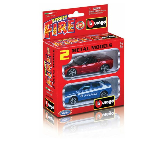 Auto street fire 2/1 1:43
