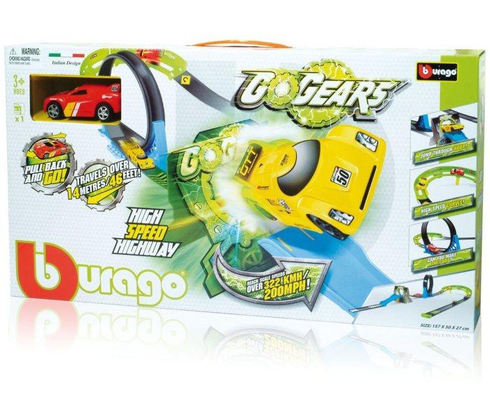 Auto go gear high speed autoput 1:55
