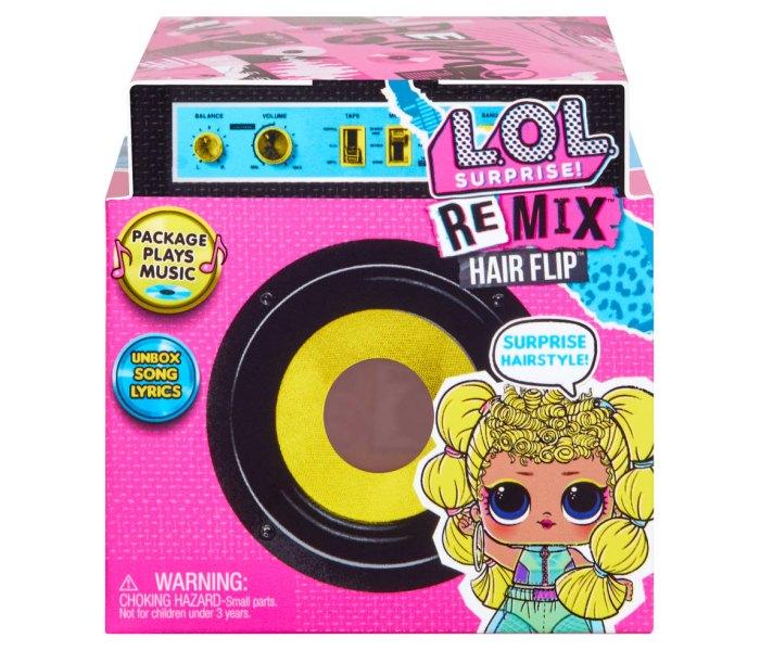 Igracka Lol remix hairflip tots