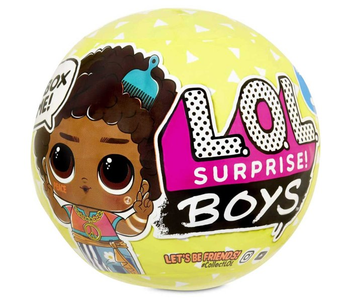 Igracka Lol surprise boys pdq 12/1