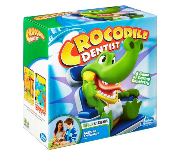Drustvena igra krokodil zubar