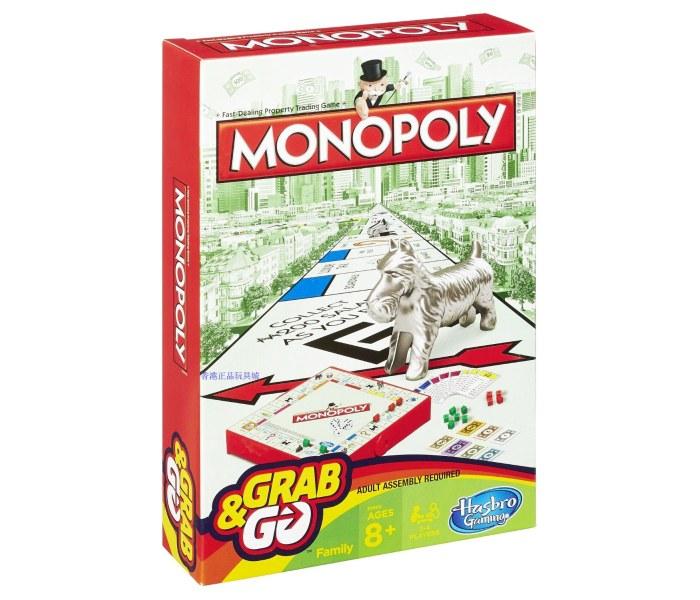 Putna drustvena igra monopol