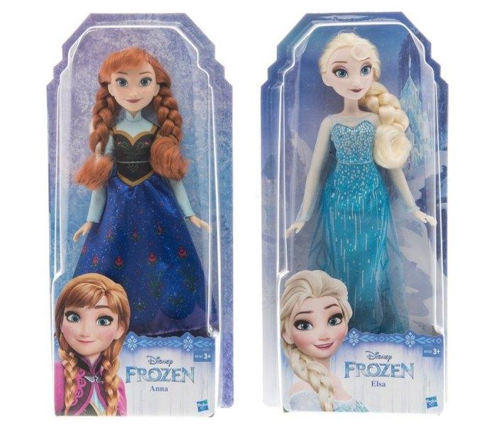 Frozen lutka