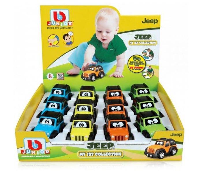 Igracka auto junior my first jeep