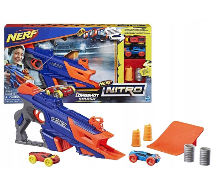 Igracka Nerf nitro longshot smash