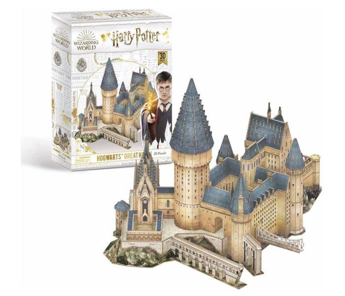 Igračka Cubbic fun puzzle Harry Potter hogswarts great wall