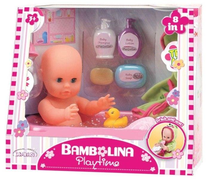 Lutka beba 33cm. sa kadom i dodacima