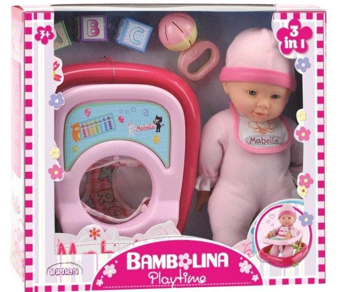 Lutka beba 33cm. sa dubkom