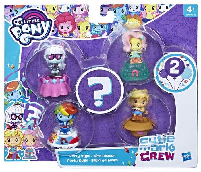Igracka My little pony  cutie mark crew