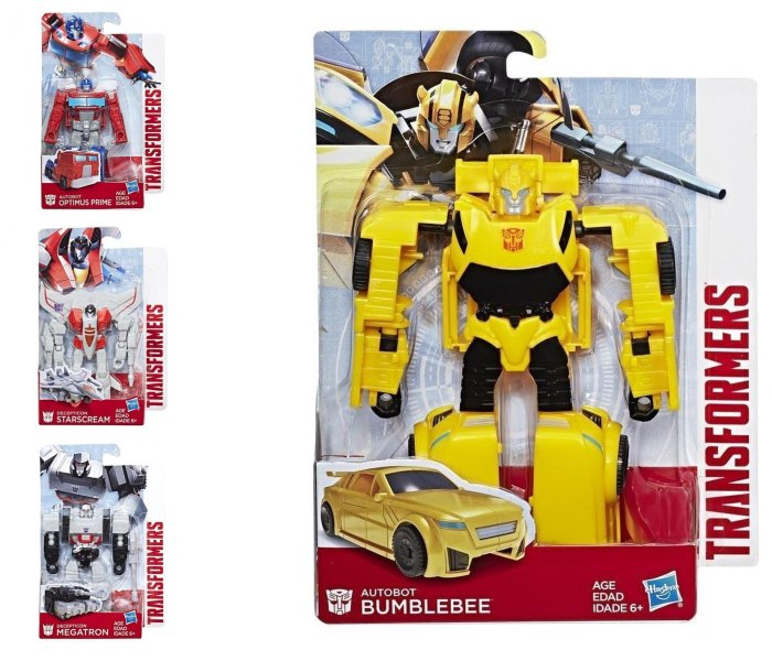 Igracka Transformers authentic figura asst