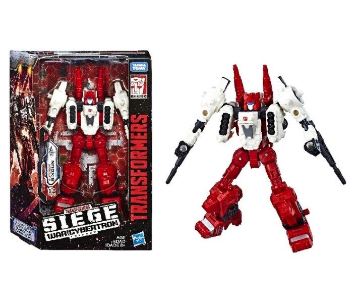Igracka Transformers deluxe set