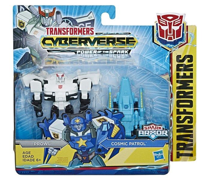 Igracka Transformers cyberverse spark armor