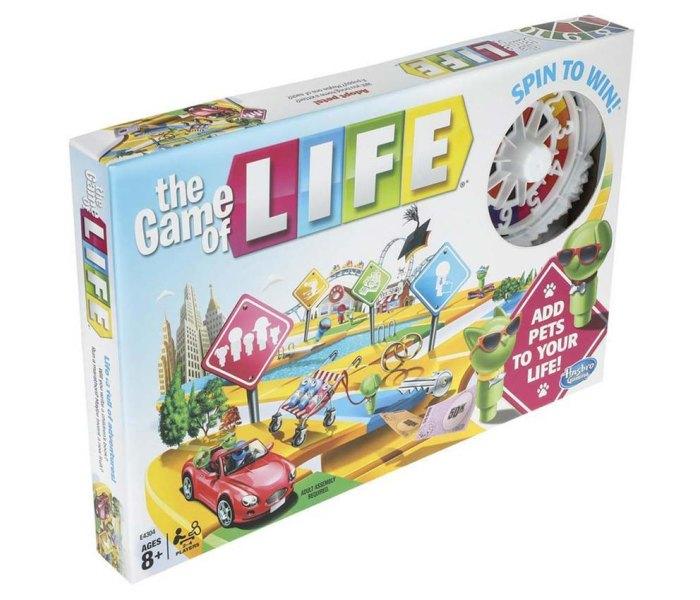 Igracka game of life pets drustvena igra