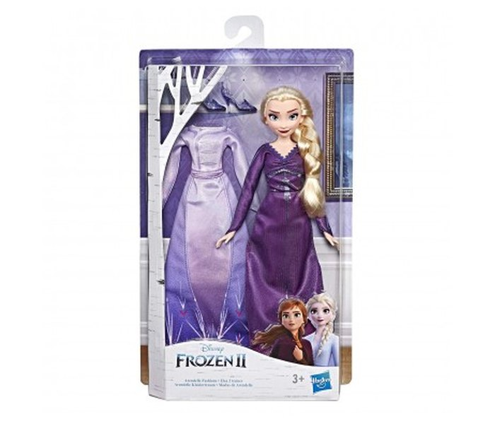 Igracka Frozen 2 lutka sa modnim dodacima