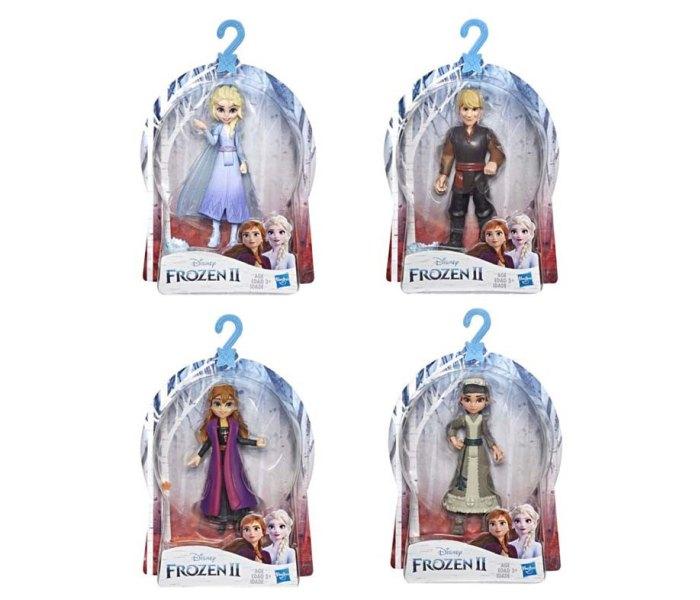 Igracka Frozen 2 mini lutka asst