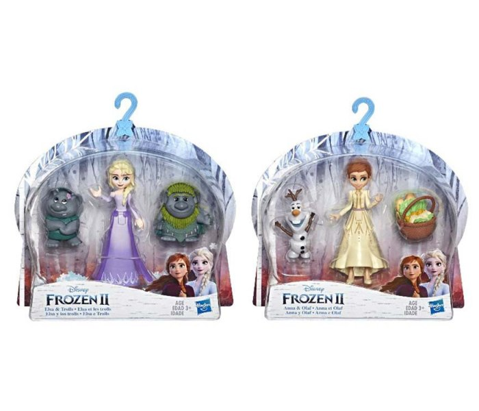 Igracka Frozen 2 lutka i prijatelji asst