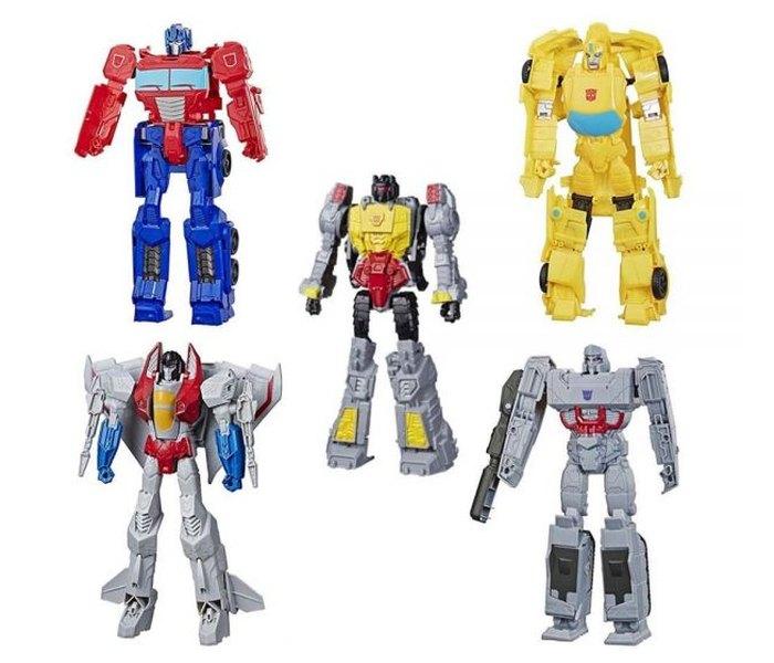 Igračka Transformers titan changer figura asst