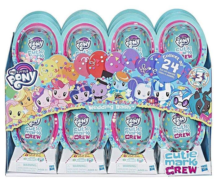 Igracka Mlp cutie mark crew balloon blind