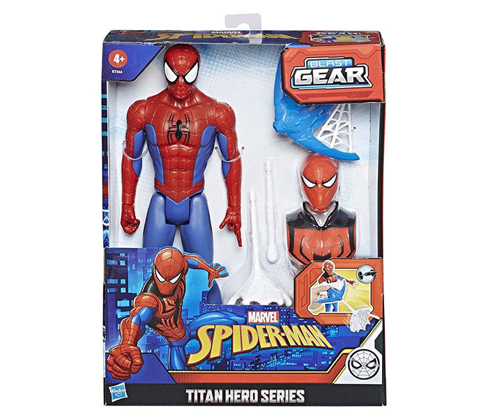 Igracka Spiderman titan hero blast akciona figura