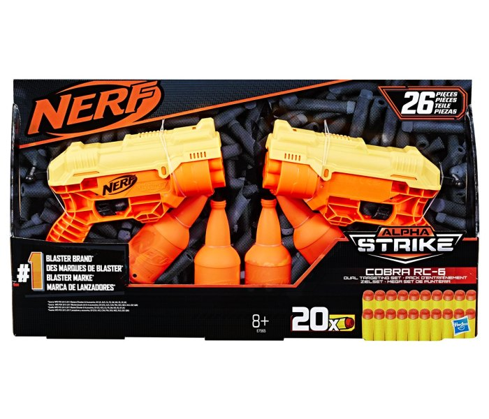 Igracka Nerf alpha strike cobra rc 6 dual blaster