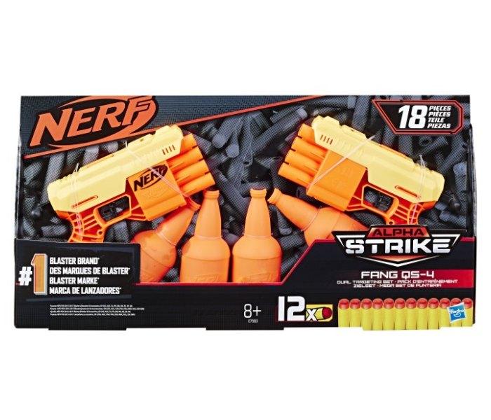 Igracka Nerf alpha strike fang qs 4 target set