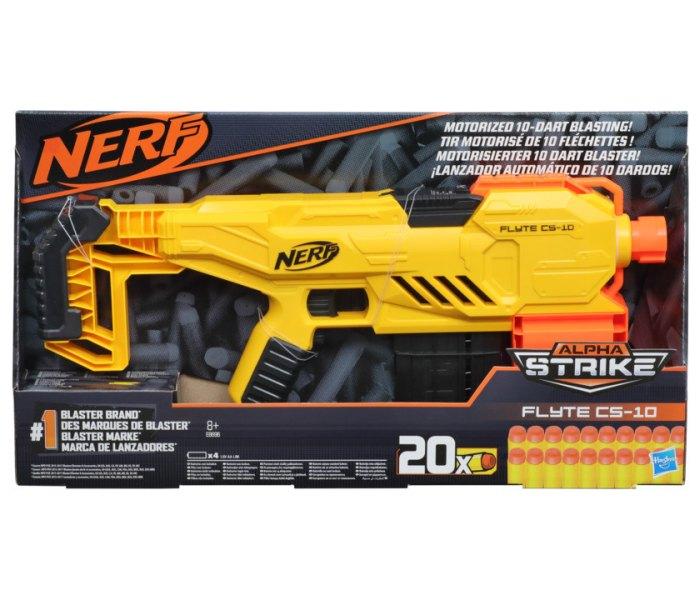 Igračka Nerf alpha strike flyte cs 10